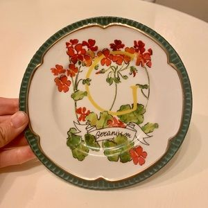 Anthropologie Accent Plate